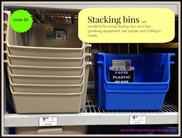 lowe's bins