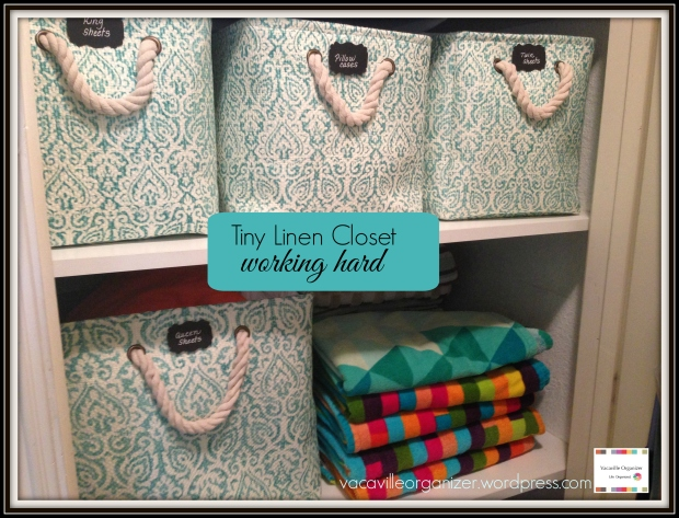 Linen closet cover