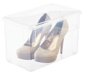 Tall Shoe boxes perfect for First Aid