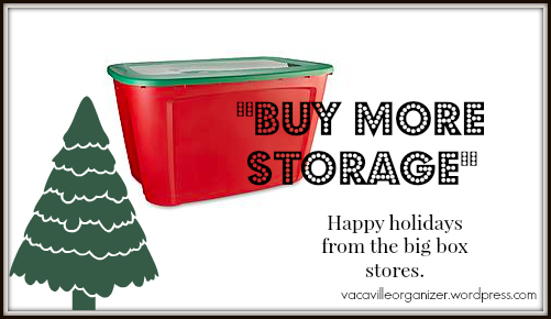 holiday storage #1