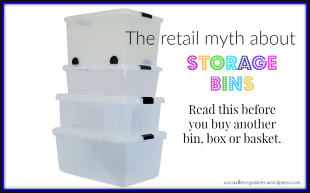 storage bin cover